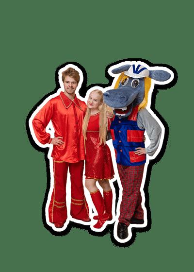 Организация праздников для детей - новый костюм 7
