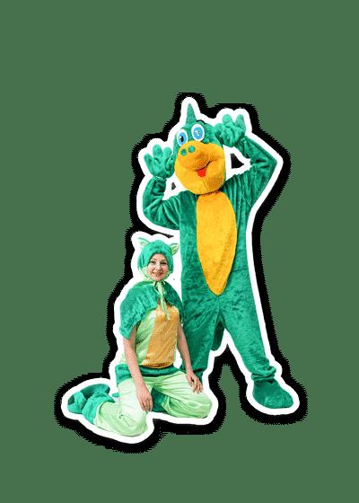 Организация праздников для детей - новый костюм 8