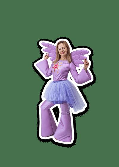 Организация праздников для детей - новый костюм