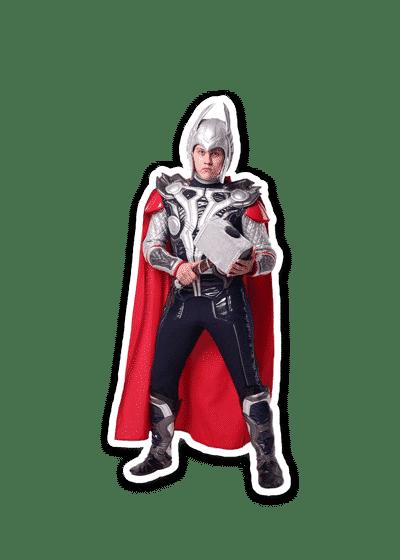 Организация праздников для детей - новый костюм 2
